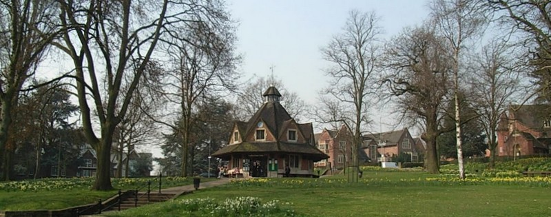 The Rest House on the village green