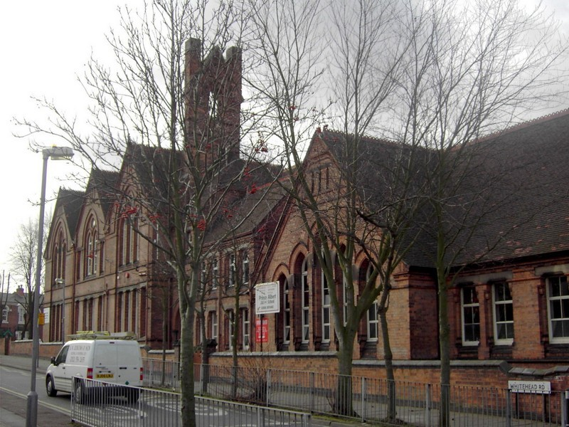 Albert Road School