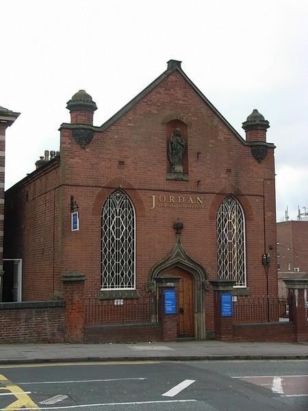 Lichfield Road chapel