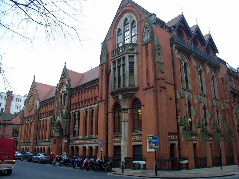 Birmingham Art School, Margaret Street