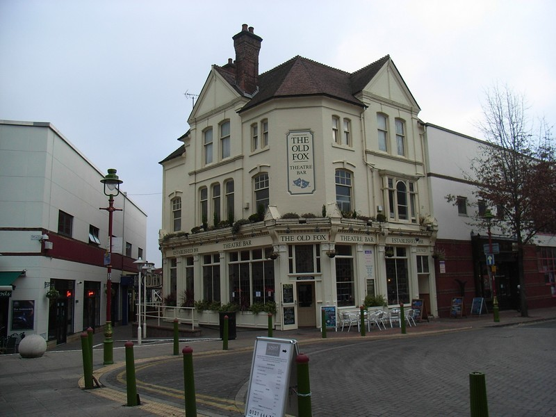 The Old Fox, Hurst Street