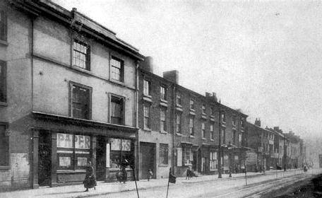 Lawford Street 1905