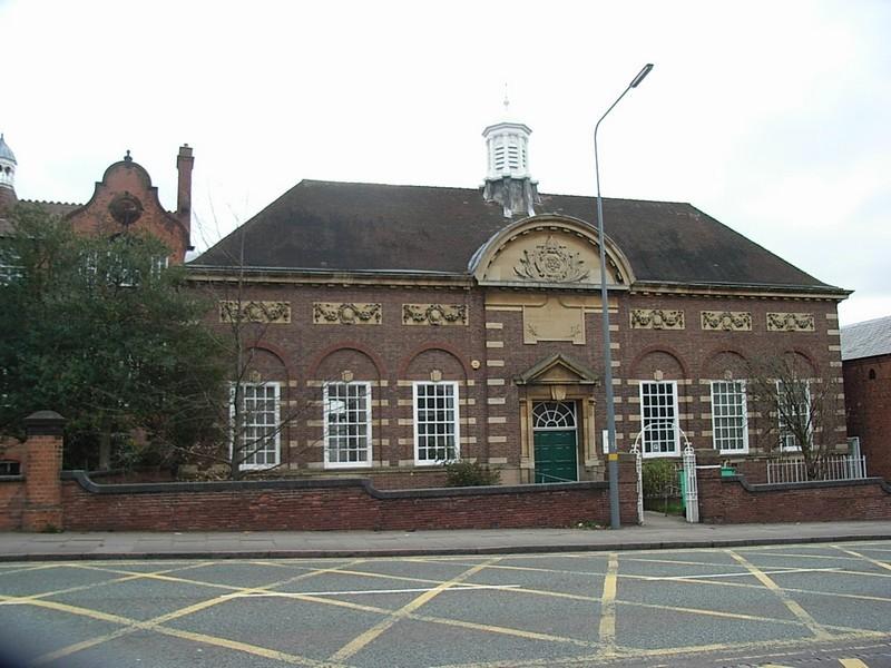 The Art School, Lichfield Road