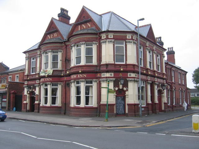 The New Inn, Moseley Road