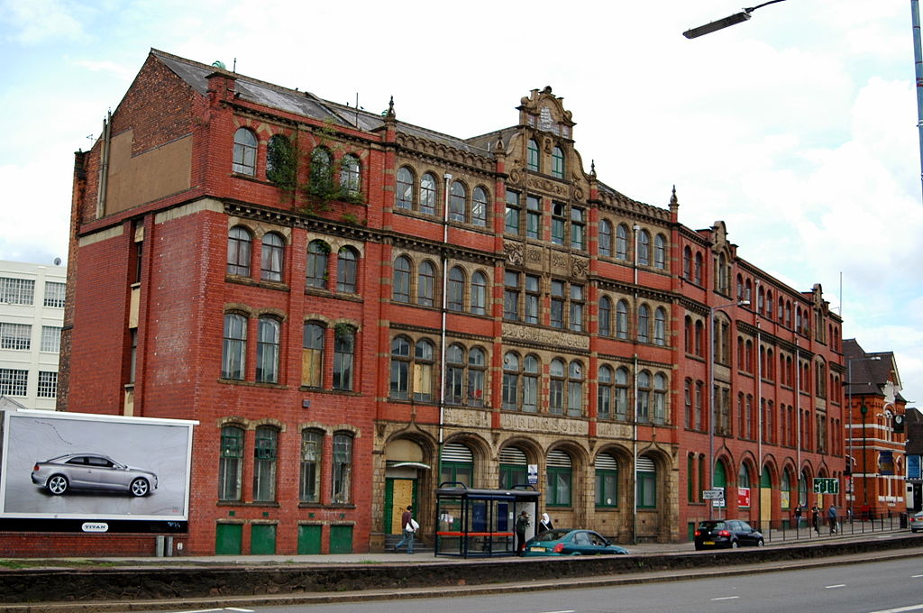 The Custard Factory image by Erebus555 on Wikipedia