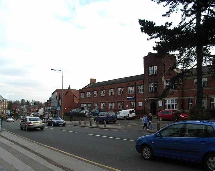 Sutton Cottage Hospital, Birmingham Road
