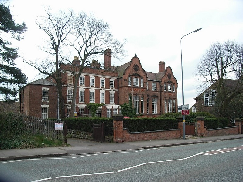 Bishop Vesey Grammar School