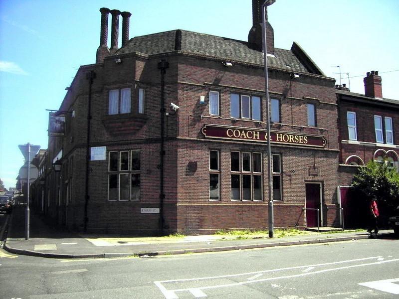 The Coach & Horses, Mary Street