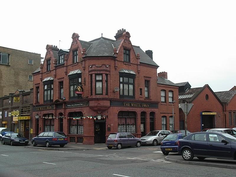 The White Swan, Bradford Street