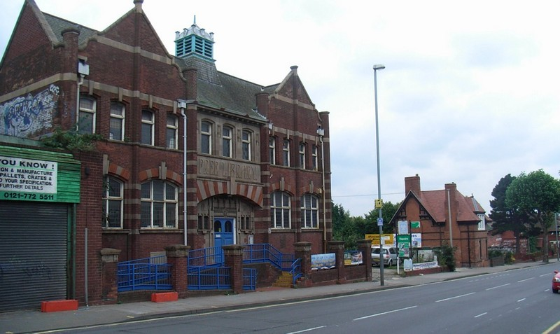 Selly Oak Library