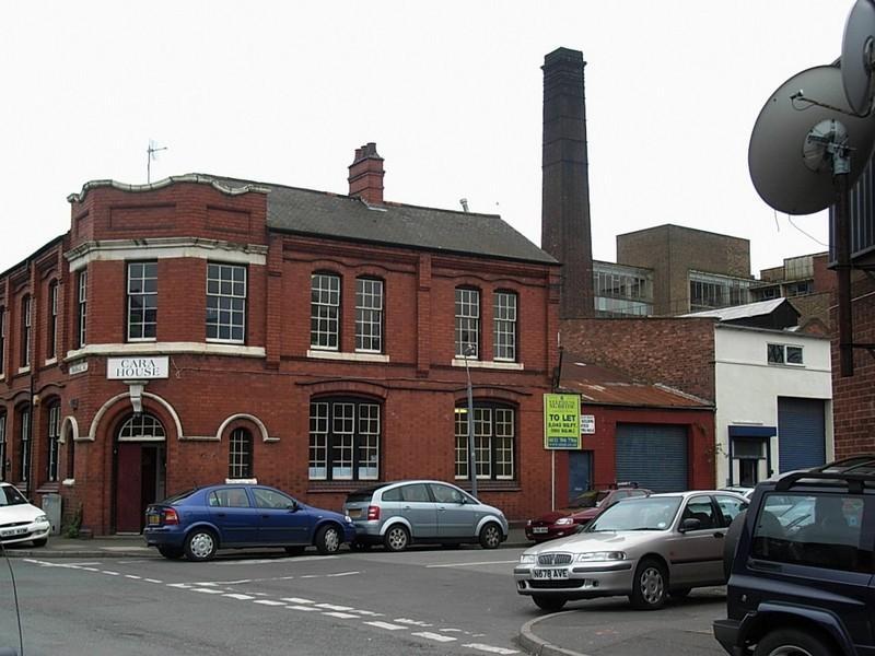 Birchall Street