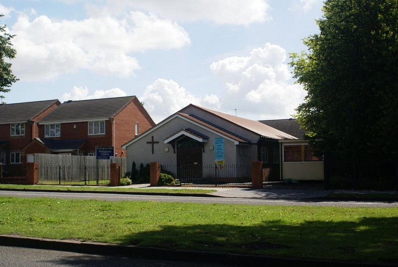Elim Pentecostal Church. Photograph courtesy of Jo Gregory, Gunter School.