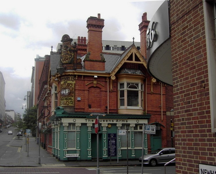 The Queen's Arms, Newhall Street