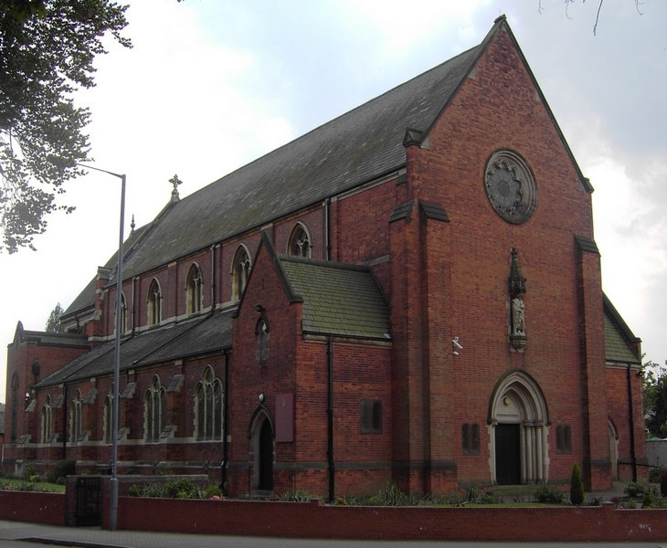 St Edmund's Roman Catholic Church