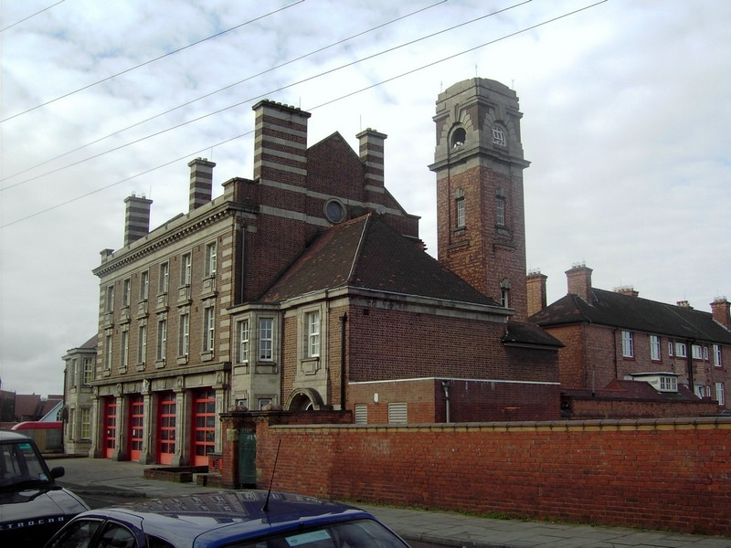 Aston Fire Station, Ettington Road