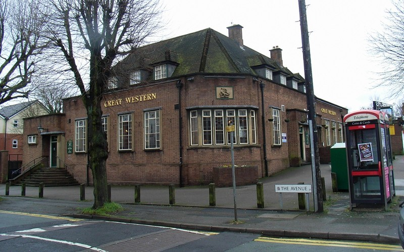 The Great Western public house