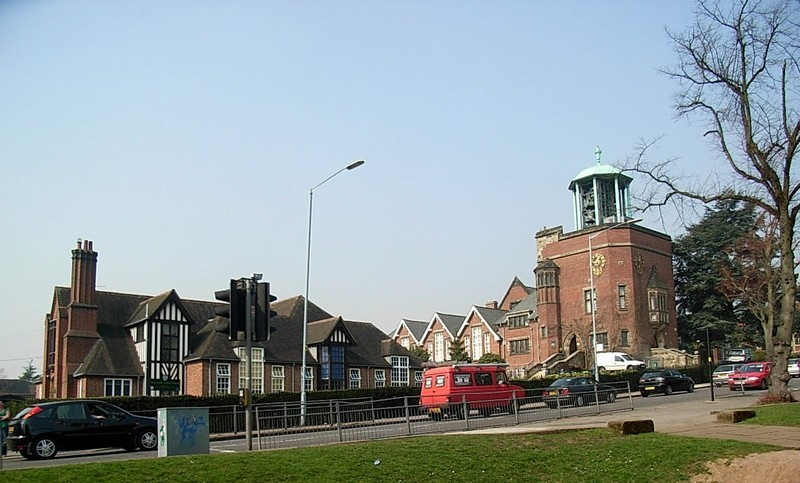 Bournville Infant School & Carillon