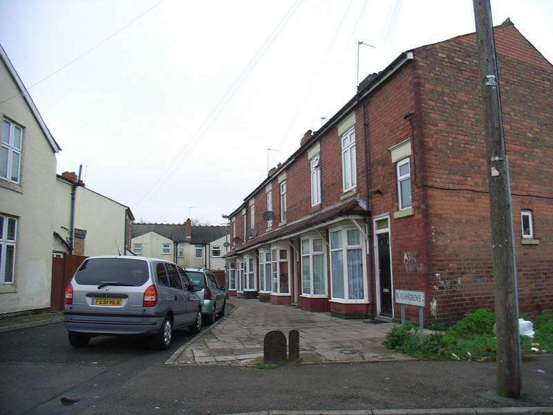 Barwell Street, Ash Grove Victorian houses