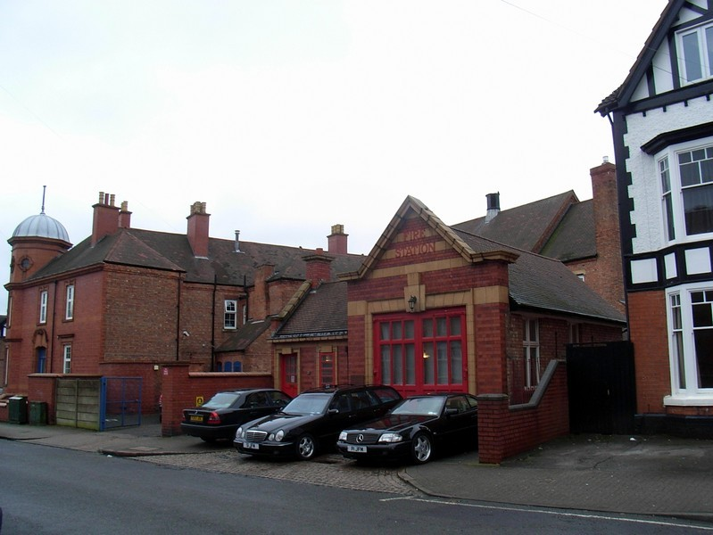Acocks Green fire station