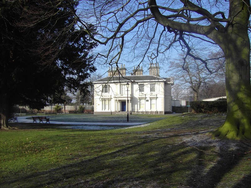 Ward End Park House