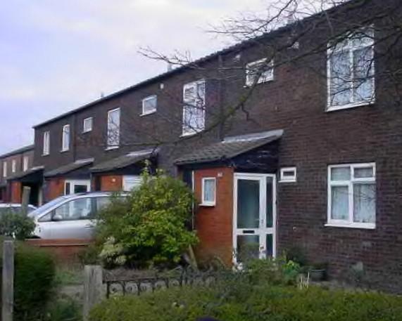 Mid-20th-century terraced houses, Mary Street