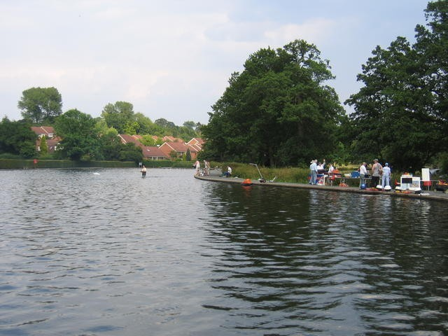 Bournville boating lake