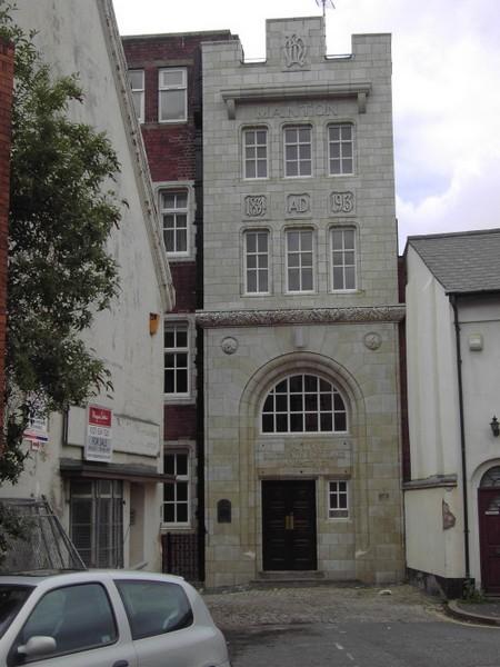 Manton's, Legge Lane