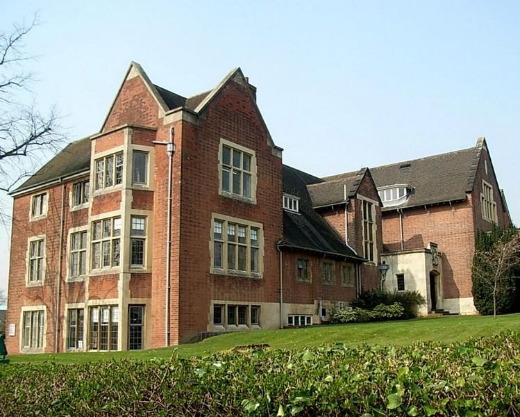 Ruskin Hall