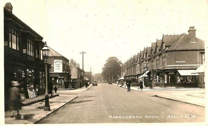 Raddlebarn Raddle Barn History Of Birmingham Places A To Y