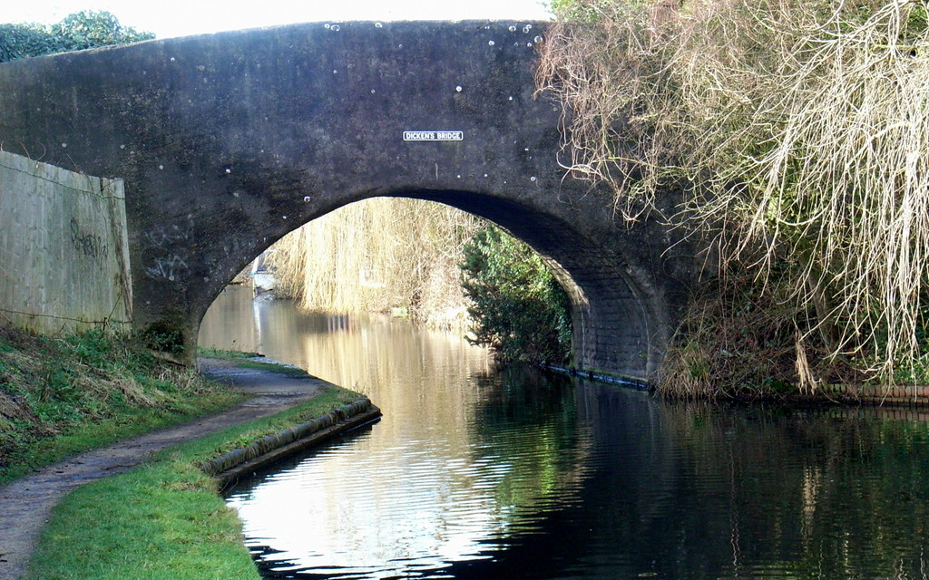 Dickens Bridge