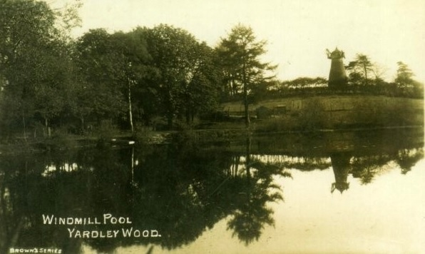 Priory Mill/ Bamptons Mill - image from Acocks Green HistorySociety website