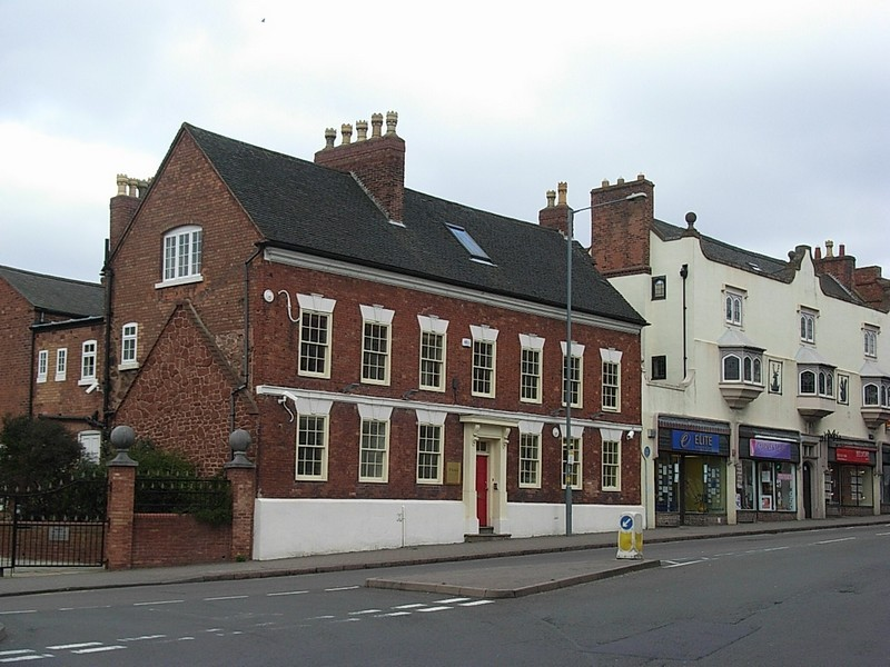 Sutton High Street. north side