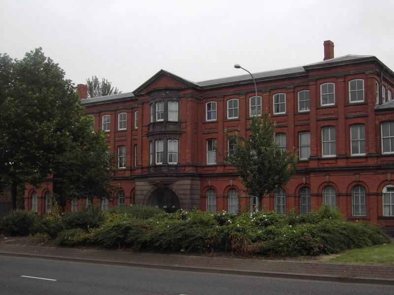 Birmingham Mint, Icknield Street