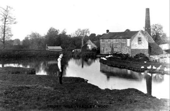 Bach Mill -  - image from Acocks Green History Society website