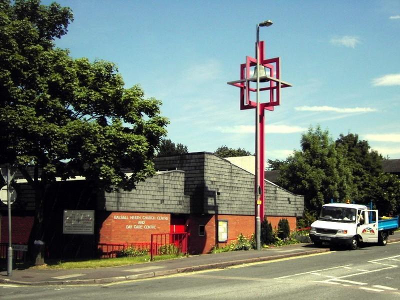 Balsall Heath Church Centre, Edward Road