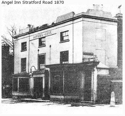 The Angel 1870
