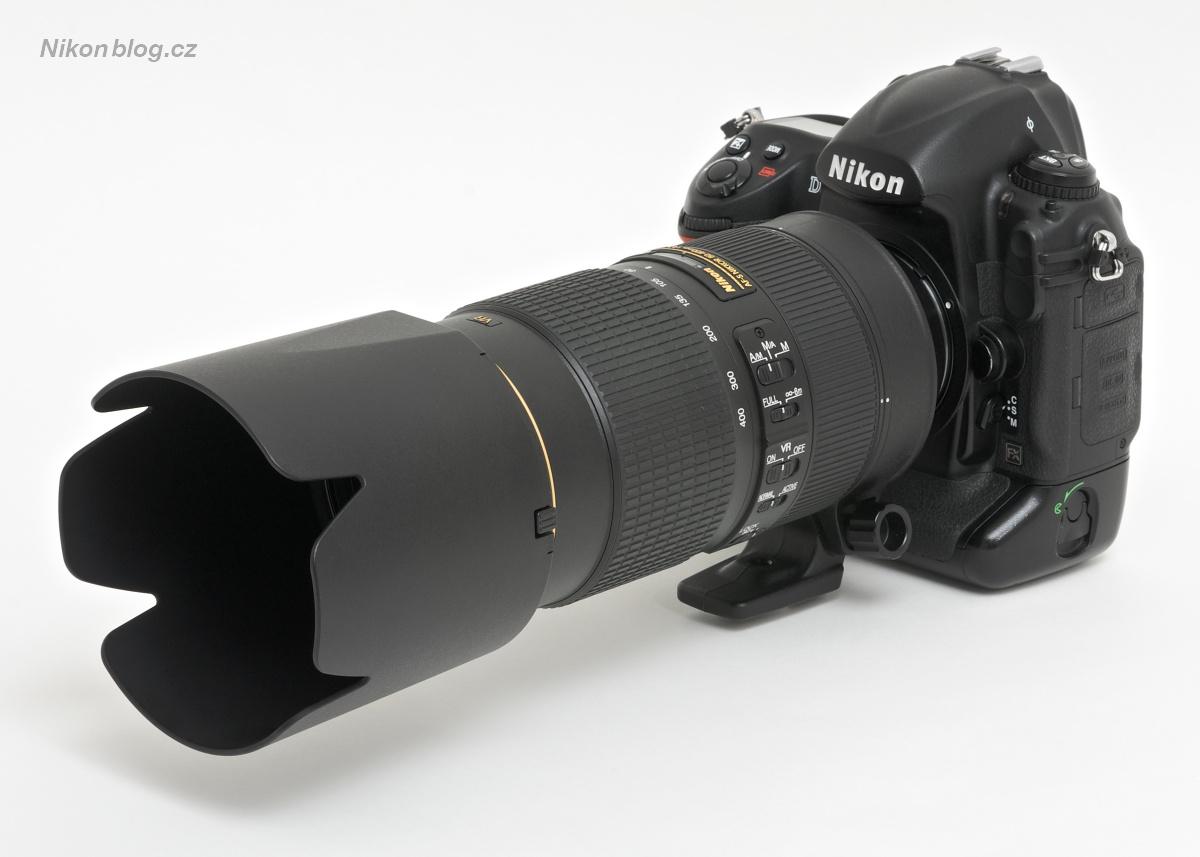 Nikon D4, Objektiv 70-200mm, f2.8