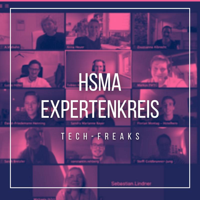 HSMA Deutschland E.V. Gründet Expertenkreis Technologie