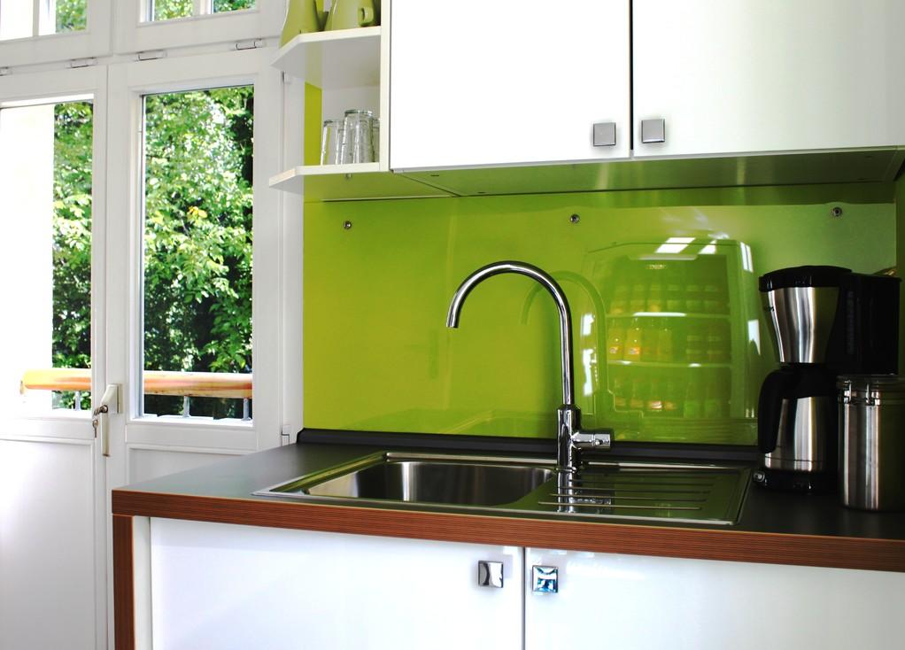 "Tagungsräume Kassel - Villa Becher, ""Kombüse"" (kleine Kaffee-/Teeküche)"