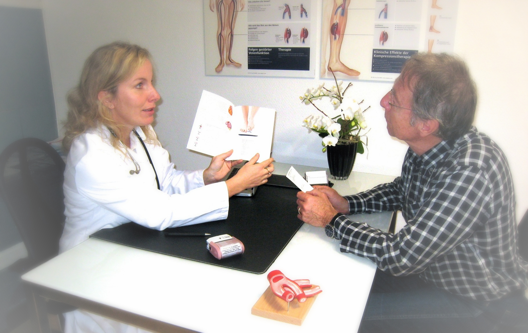 Wir legen Wert auf eine vertrauensvolle und persönliche Beziehung mit unseren Patienten