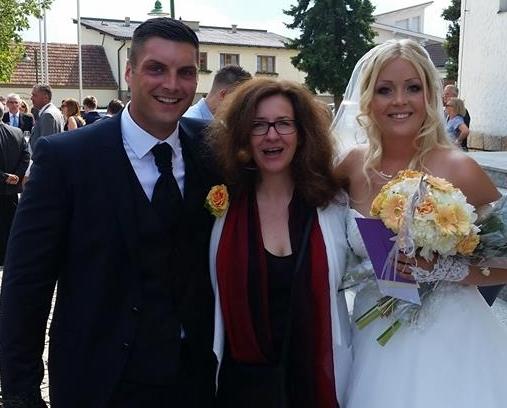 Hochzeit Sängerin Helga Bauer Kirche Guntramsdorf