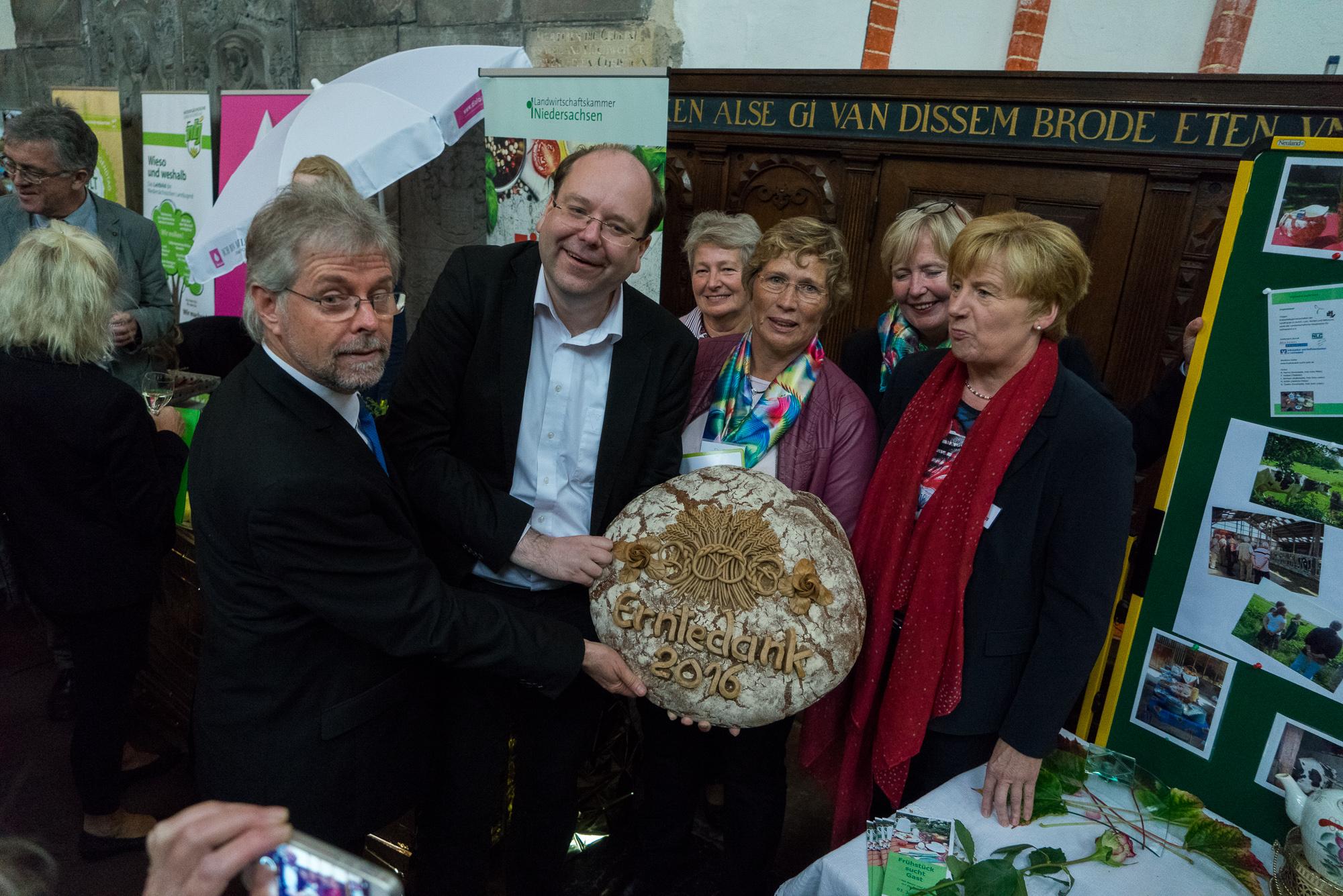 Landeserntedankfest 02.10.2016 in Hinte, Foto: Reinders