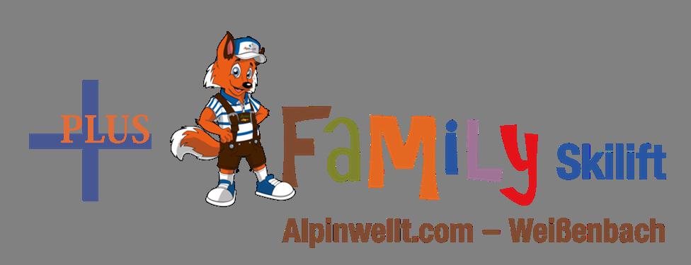 "+ Family Skilift ""Alpinwellt Weißenbach"""