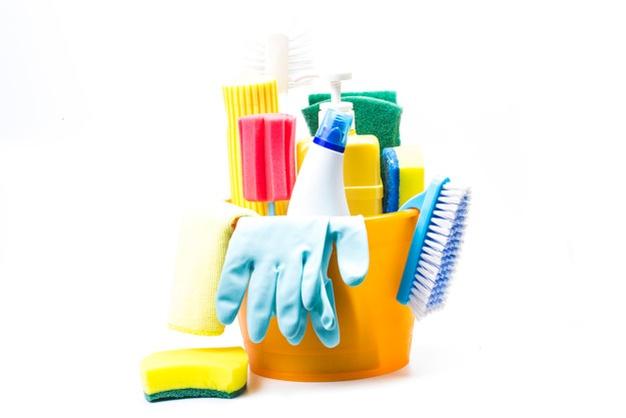 Reinigungsbedarf
