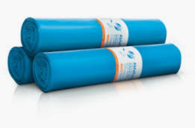 Müllsack 120l blau