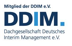 Logo DDIM - Dachgesellschaft Deutsches Interim Management e.V.
