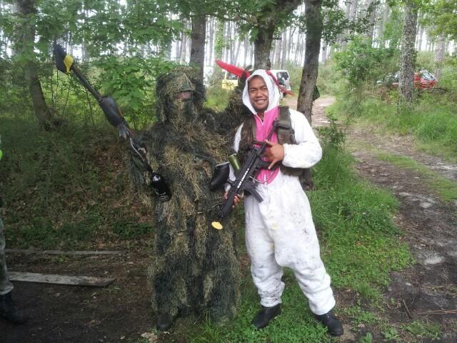 Sniper VS Lapin