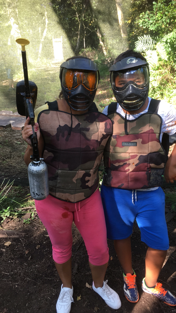 EVG Paintball Landes