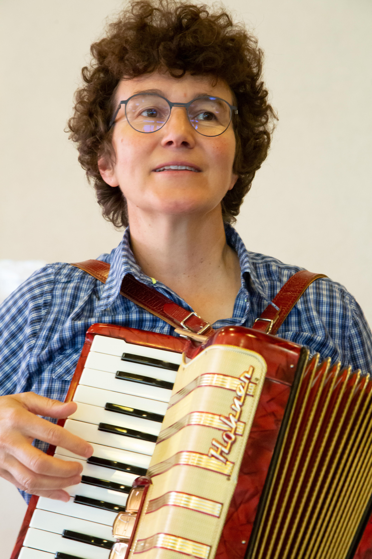 Judith von Ah, Musiktherapeutin