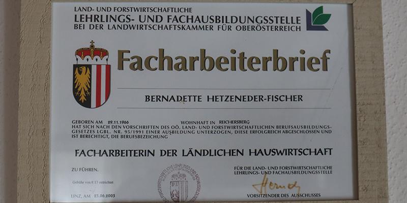 Bio Wildfleisch aus Prambachkirchen, Bezirk Eferding (Oberösterreich) - Markus und Bernadette Watzenböck - Über Uns 9